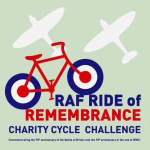 RAF Ride of Remembrance - Charity Cycle Challenge